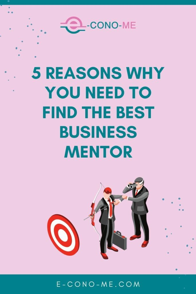 find the best business mentor
