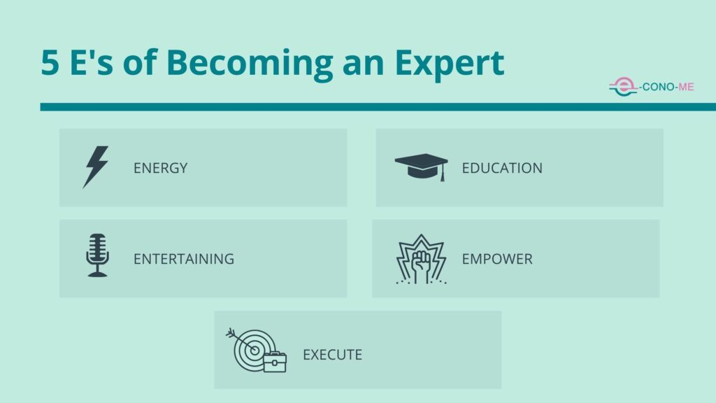 5 Steps to become an Expert Business Coach